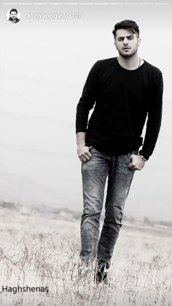 عکس ژورنالی علی ضیا