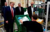 لجاجت ترامپ برای استفاده نکردن از ماسکهای حفاظتی