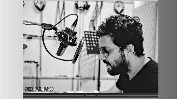خوانندگی حامد بهداد + عکس