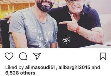 حمید لولایی در جشن خیریه مشهد+عکس