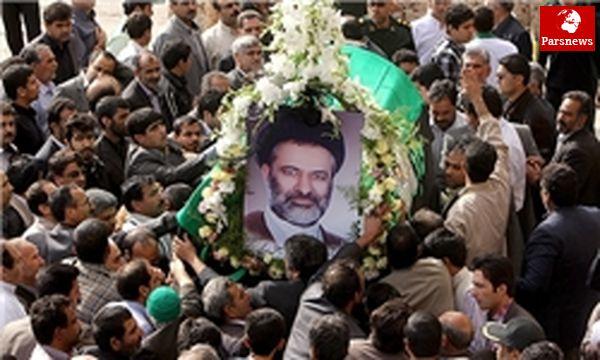 پیکر یحییزاده به خاک سپرده شد