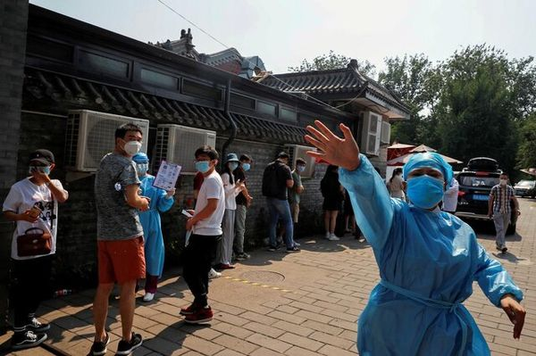 شناسایی ۲۷ مورد جدید ابتلا به کرونا در چین