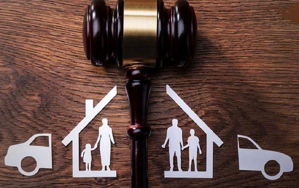 آیا تقسیم اموال مرد در طلاق توافقی ممکن است ؟