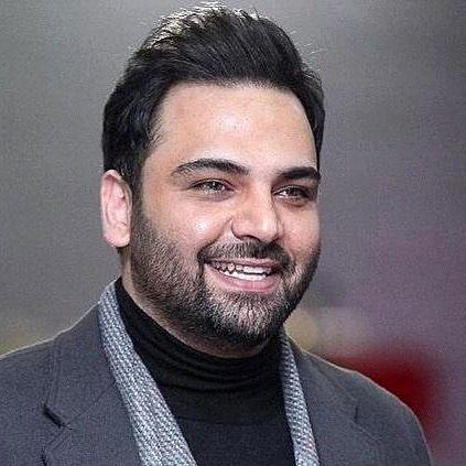 چهره همیشه خندان احسان علیخانی + عکس