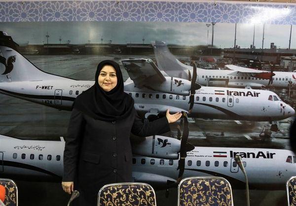 مدیرعامل ایرانایر: آمریکا هواپیمای ۵۷ ساله زمینگیر را تحریم کرد