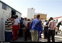 آمار مصدومان زلزله تازهآباد به 156 نفر افزایش یافت