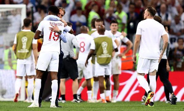وداع تلخ انگلیس با جام جهانی 2018 روسیه+عکس