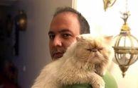 حیوان خانگی بداخلاق علی اوجی+عکس
