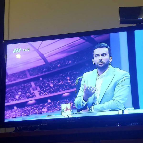 کودتا در تلویزیون+عکس