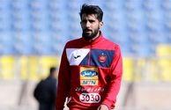 بشار رسن در تیم فوتبال پرسپولیس ماندنی شد