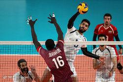 والیبال ایران مغلوب آمریکا شد