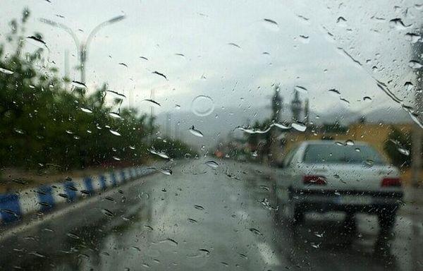 سامانه جدید بارشی اواسط هفته وارد کشور می شود