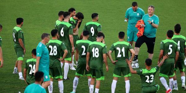 شاگردان اسکوچیچ پیش از بازی با بحرین تست کرونا دادند