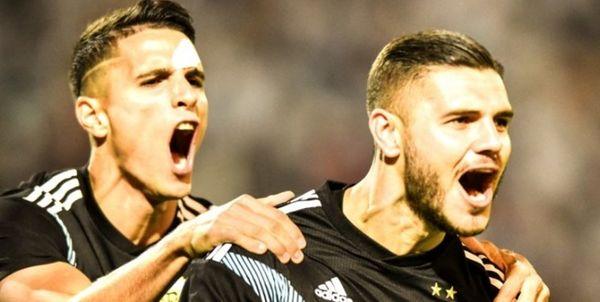 مقایسه دو ستاره آرژانتینی به بهانه اولین گل ملی/عکس