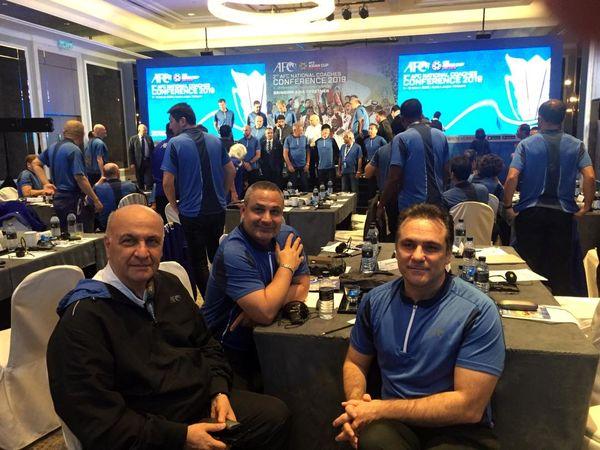 آنالیز جام ملتهای آسیا با جام جهانی انجام شد
