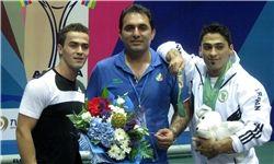 ۶ مدال خوشرنگ برای تیم ملی وزنهبرداری، ماحصل روز نخست