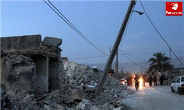 زلزله ۵.۴ ریشتری در کاکی / آبدان هم لرزید