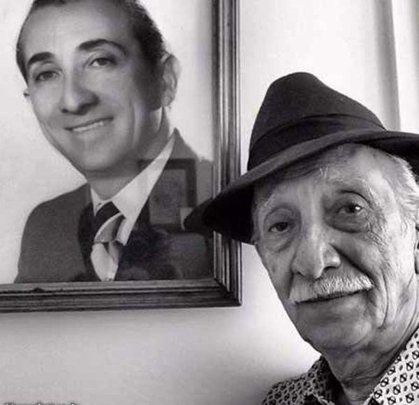 مرحوم داریوش اسدزاده از دیروز تا امروز+عکس