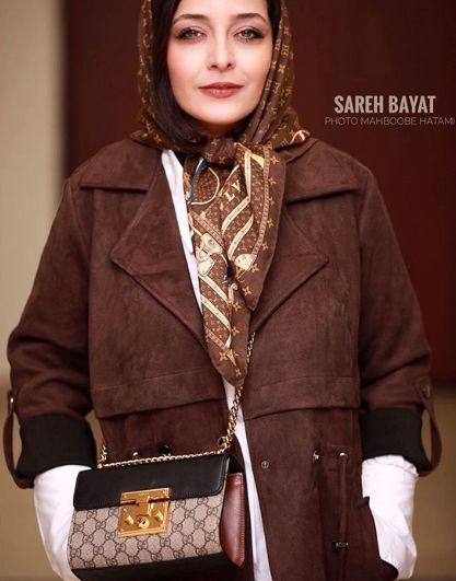 ساره بیات در پردیس کوروش+عکس