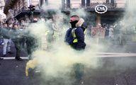وزارت کشور فرانسه از بازداشت ۷۰۰ معترض خبر داد