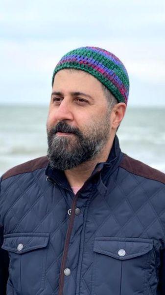 کلاه عجیب هومن حاجی عبداللهی + عکس
