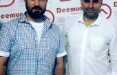 آغاز دوستی علی مشهدی با مجید صالحی بامرام+عکس