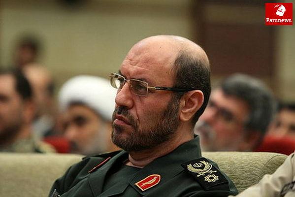 سردار دهقان:ایران در حوزه دفاعی کاملاً غنی و بینیاز است
