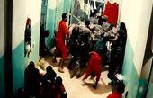 زندانیان داعشی شورش کردند