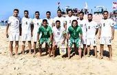 شوک بزرگ به تیم ملی فوتبال ساحلی کشورمان