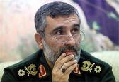 سردار حاجی زاده:هر روز اطلاعات جدیدى از ابعاد عملیات موشکی به دستمان میرسد