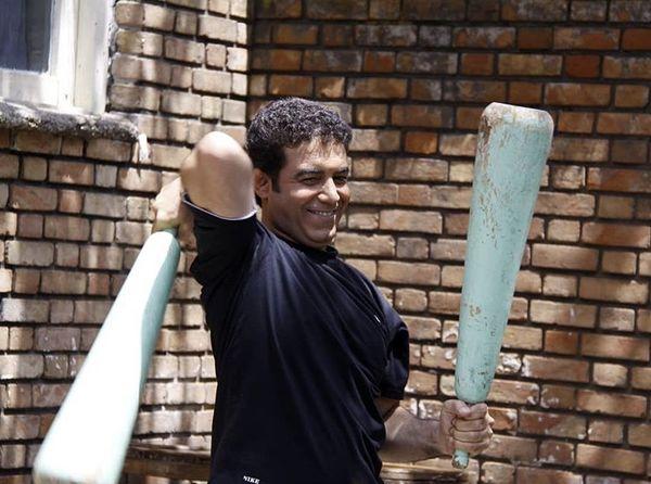 ورزش باستانی حسن شکوهی + عکس