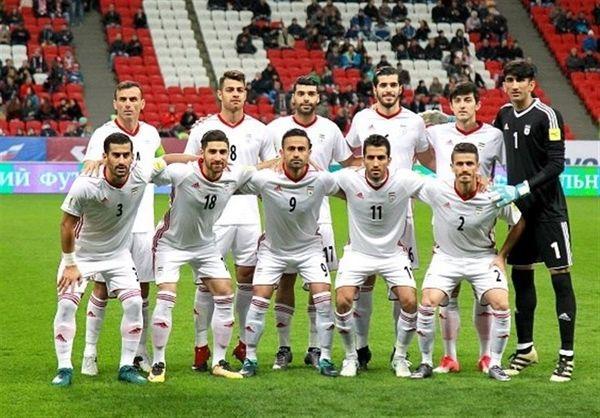 زمان و مکان تمرین فردای تیم ملی فوتبال اعلام شد
