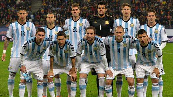 رونمایی از لیست 35 نفره آرژانتین برای جام جهانی