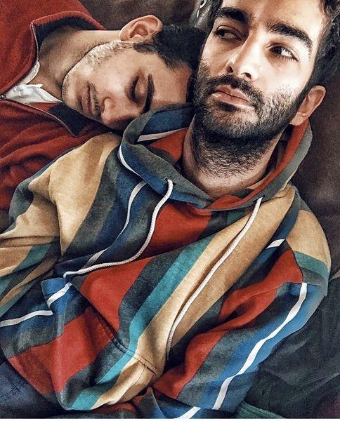 خستگی های علی شادمان + عکس