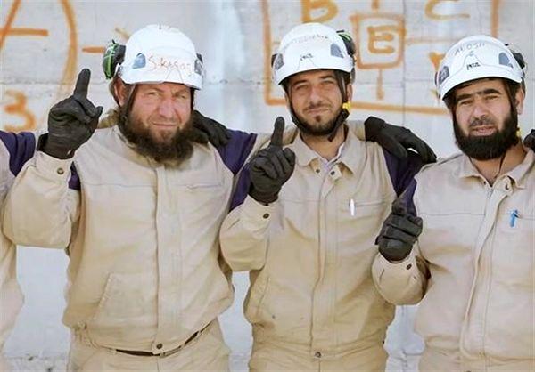 دهها کلاه سفید از اردن خارج شدند