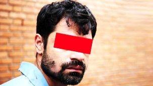 دستگیری راننده پژوی شیطانی در نمایشگاه ماشین