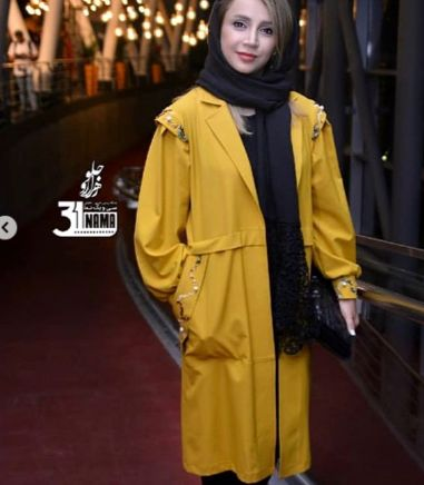 شبنم قلی خانی در افتتاحیه جشنواره شهر+عکس