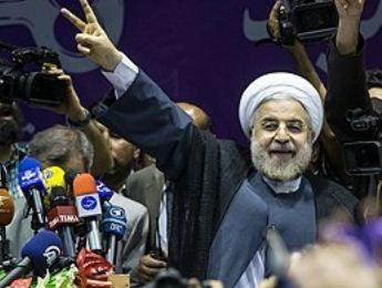 آمریکا برای انتخاب روحانی جشن می گیرد؟ !