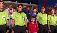 سوت فغانی در یکچهارم نهایی لیگ قهرمانان آسیا