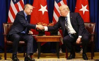 مذاکره اردوغان و ترامپ درمورد بانکی که تحریم ایران را دور زده بود