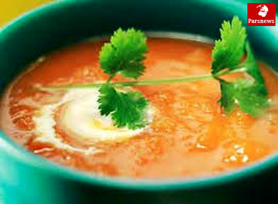 تهیه سوپ جو برای سرماخوردگی