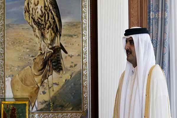 آمادگی امیر قطر برای کمک به سودان به منظور عبور از بحران