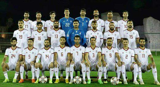 ایران با لباس سفید مقابل یمن قرمز پوش