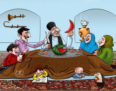 بهترین و جدیدترین اشعار طنز شب یلدا
