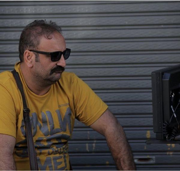 مهران احمدی با ظاهری متفاوت + عکس