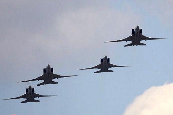 جنگندههای انگلیس، بمبافکنهای روسیه را رهگیری کردند