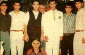 فوتبالیست های دهه هفتاد در عروسی یحیی گل محمدی