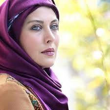 عکس بارانی مهتاب سینمای ایران
