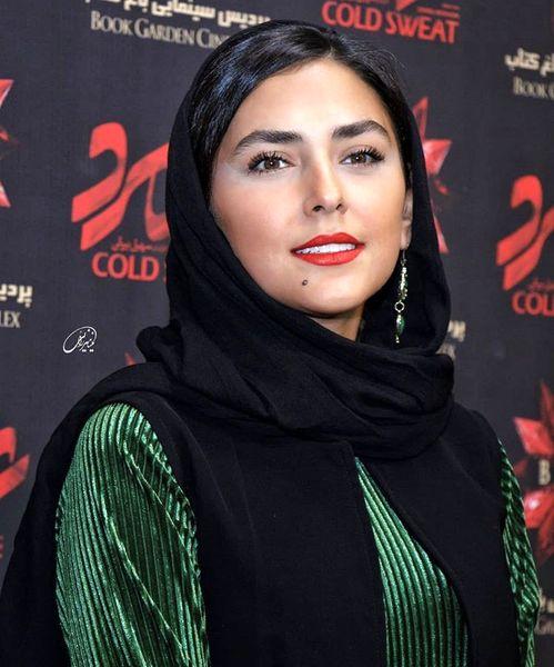 ظاهر ساده هدی زین العابدین + عکس