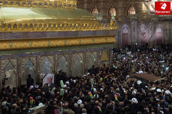 سینماگران در مراسم تشییع آیتالله رفسنجانی+عکس